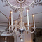 Perry style chandellier